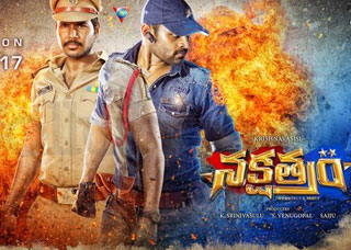 Nakshatram Movie Poster Designs
