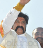 Nandamuri Balakrishna at NTR statue Karimnagar Photo Gallery