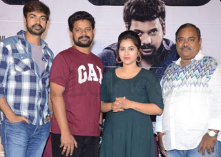 Napoleon Movie Press Meet Photo Gallery