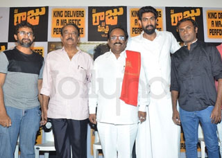 Nene Raju Nene Mantri Success Meet Photo Gallery