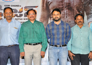 Oxygen Movie Press meet Photo Gallery
