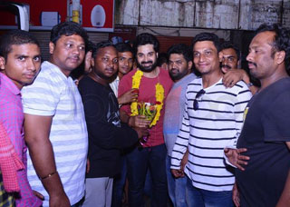 Pelliki Mundu Prema Katha Movie Success Tour Photo Gallery