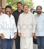 Politicians Watches Gautamiputra Satakarni Movie at Prasad Lab Photo Gallery