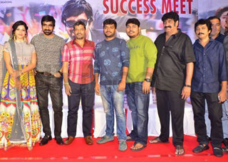 Raja The Great Movie Success Meet 1