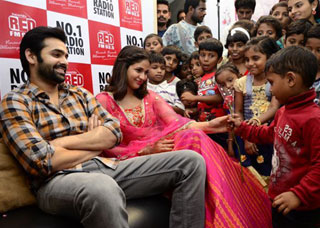 Ram and Lavanya at Cheers Foundation Photo Gallery