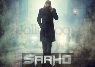 Saaho Movie Poster Designs
