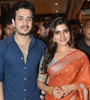 Samantha and Akhil Launches South India Shopping Mall Photo Gallery