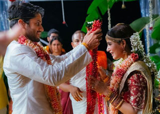 Samantha and Naga Chaitanya Wedding Celebrations Photo Gallery