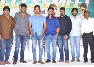 Shamanthakamani Movie Success Meet Photo Gallery