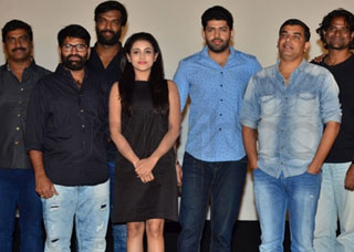 Sharaba Movie Trailer Launch Photo Gallery