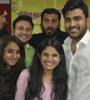 Sharwanand at Radio Mirchi Vijayawada Photo Gallery