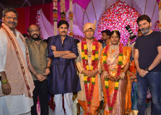 Shyam Prasad Reddy Daughter Wedding Photo Gallery