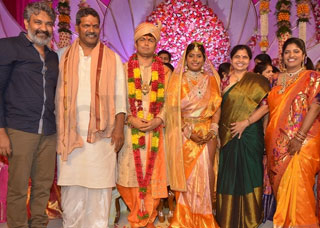Shyam Prasad Reddy Daughter Wedding Photo Gallery 1