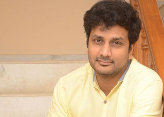 Srinivas Avasarala Interview Photo Gallery