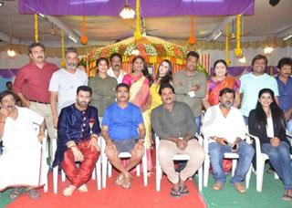Sunil and N Sankar Movie On Location Photo Gallery