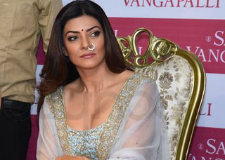 Sushmita Sen Launches Shashi Vangapalli Store Photo Gallery