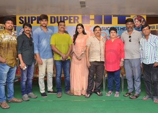 Vaisakham Movie Success Meet Photo Gallery