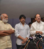 Venkaiah Naidu Watches Om Namo Venkatesaya Movie Photo Gallery
