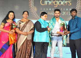 49th Cinegoer Awards Photo Gallery