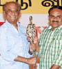 Rajinikanth at S.Ramakrishnan Iyal Awards Function Photo Gallery