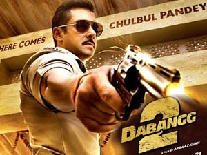 Dabangg 2 Movie  Dabangg 2 Movie Poster