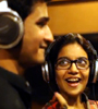 Swathi Nikhil Sings a Song in Swamy Ra Ra Movie