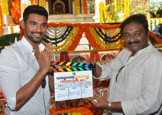 BellamKonda  Sreenivas New Movie Opening Photo Gallery