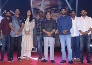 Bhaagamathie Movie Pre Release Event Photo Gallery