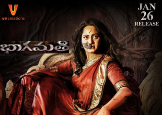 Bhaagamathie Movie USA Schedules