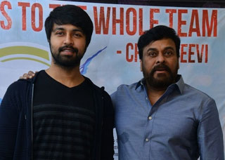 Chiranjeevi Pressmeet About Vijetha Movie Photo Gallery