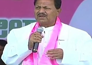 Nizamabad TRS cadre demand action on DS