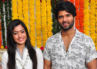 Dear Comrade Movie Opening Photo Gallery
