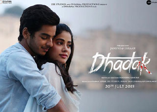 Dhadak Movie Trailers