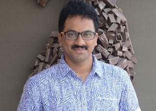 Director Ashok Intewrview Photo Gallery