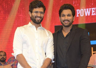 Geetha Govindam Movie Audio Launch Photo Gallery