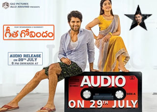 Geetha Govindam Movie Poster Designs