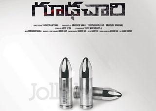 Goodachari Movie Poster Designs
