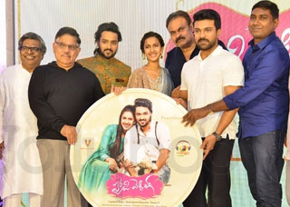 Happy Wedding Movie Audio Launch Photo Gallery