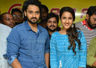 Happy Wedding Movie Team Pramotional Tour Photo Gallery