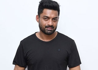 Kalyan Ram Interview Photo Gallery