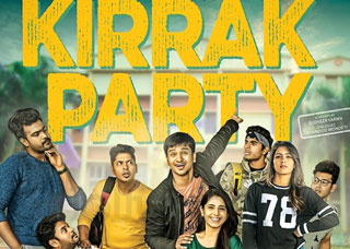 Kirrak Party Movie Trailer