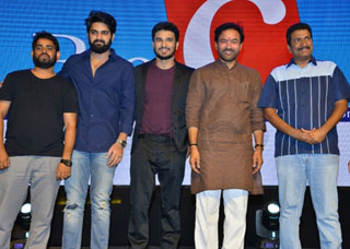 Kirrak Party Movie Pre Release Event Photo Gallery