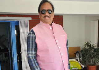Krishnam Raju Interview Photo Gallery