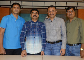 MLA Movie Press Meet Photo Gallery