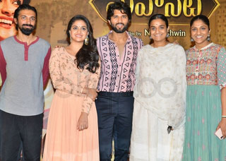 Mahanati Movie Success Meet Photo Gallery