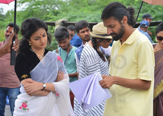 Mahanati Movie Working Photo Gallery