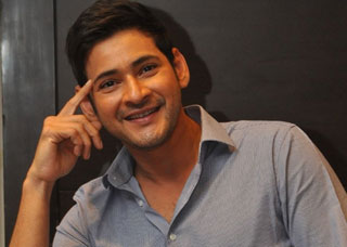 Mahesh Babu Interview Photo Gallery