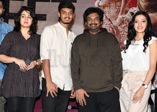 Mehabooba Movie Thank You Meet Photo Gallery