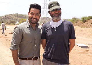 NTR And Trivikram Movie Shoot Bigen Photo Gallery