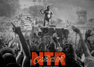 NTR Movie Poster Designs